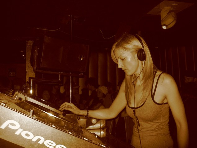 Mary Anne Hobbs. Photo by Team Awesome/Flickr