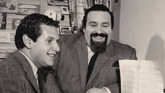 Mort Shuman and Doc Pomus