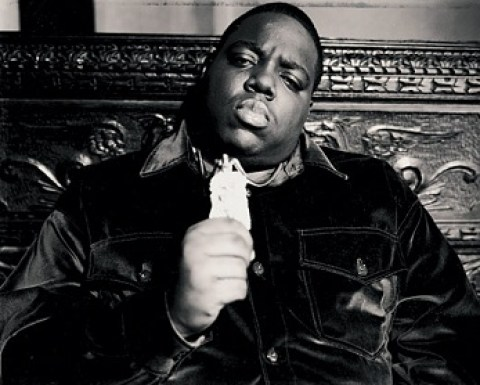 """The Notorious B.I.G"" by MTV Photo Gallery."