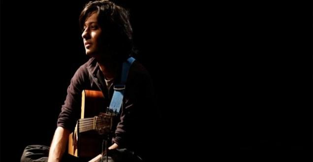 Mumbai-based singer-songwriter Tejas Menon. Photo courtesy of the artist.