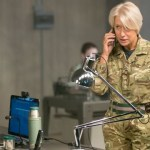 Helen Mirren in 'Eye in the Sky'. Photo: Keith Bernstein