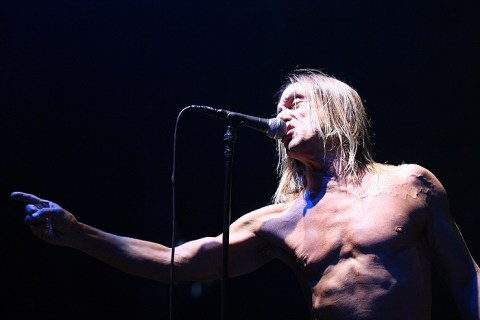 Iggy Pop. Photo: Alex Const/Flickr
