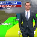 Tom Hiddleston Weather Report
