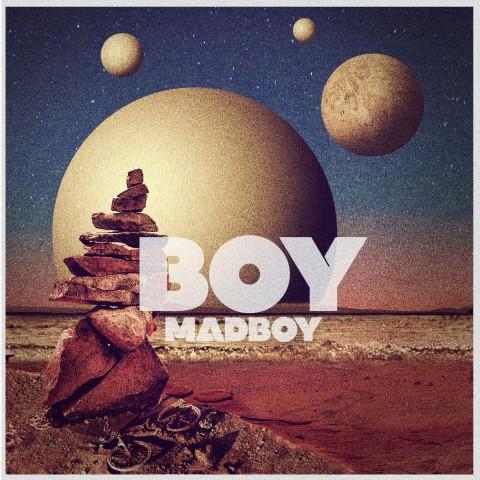 Cover art for 'Boy' by Nikhil Kaul