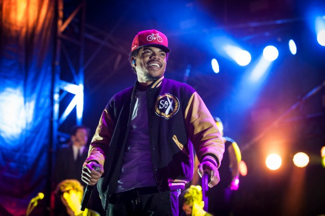 The organization behind the Grammys has changed its rules to make streaming-only releases, like Chance the Rapper's 'Coloring Book,' eligible. Photo: Max Herman/Flickr