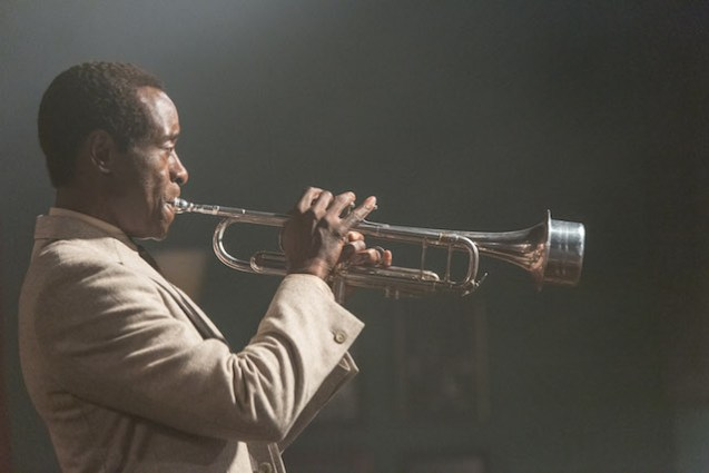 Don Cheadle in 'Miles Ahead'. Photo courtesy of IndieWire/Sony Pictures Classics.