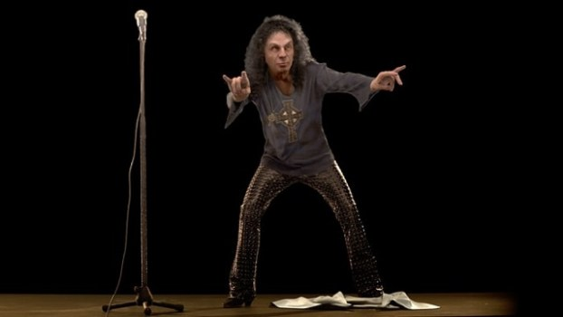 The hologram of Ronnie James Dio created by Eyellusion. Photo: Eyellusion Tech