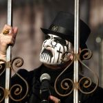 King Diamond is the frontman of both Mercyful Fate and the eponymous King Diamond. Photo: Cecil/Wikimedia Commons