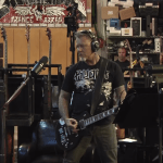 """Metallica unleashed the punishing new song """"Atlas, Rise"""" as a Halloween treat for fans."""