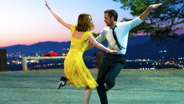 Emma Stone and Ryan Gosling in 'La La Land.' Photo: Dale Robinette