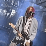 "Twenty-five years ago today, Nirvana made their 'Saturday Night Live' debut, introducing their anthem ""Smells Like Teen Spirit"" to the mainstream."