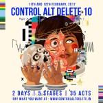 Control Alt Delete 10 poster by Sajid Wajid Shaikh