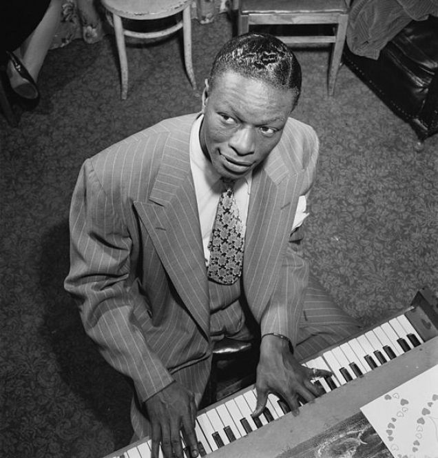 Nat 'King' Cole. Photo: William P. Gottlieb/Public Domain/Wikimedia Commons