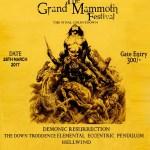 GRAND Mammoth Festival 2017 poster web