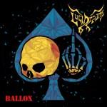 'Ballox' EP artwork by Vamsi Krishna