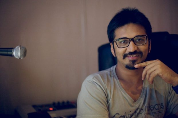 """""""When they don't get a hit [in the initial days after the music releases] they resort to all sorts of unethicial things,"""" says Amit Trivedi. Photo: Courtesy of the artist"""