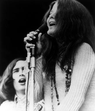 Janis Joplin in 1968. Photo: CSU Archives/Everett Collection