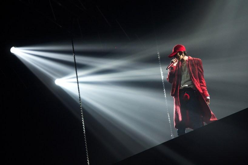 G-Dragon, Bangkok
