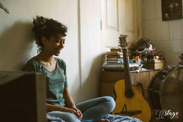Aarifah Rebello, photographed in her bedroom at her Dadar residence. Photo: Swaraj Sriwastav