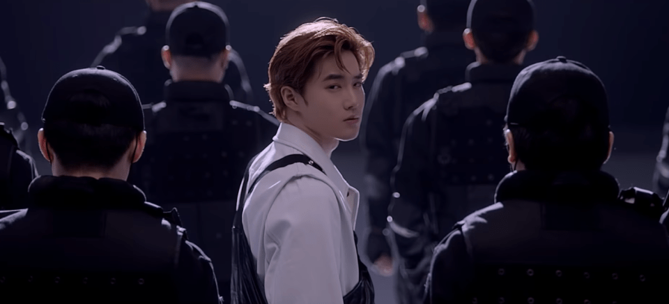 Watch EXOs Alluring New Video For Love Shot The South Korean Group Return To