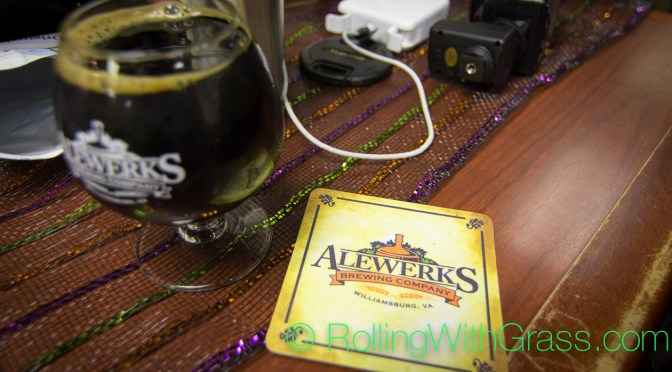 Alewerks Brewing WIlliamsburg VA