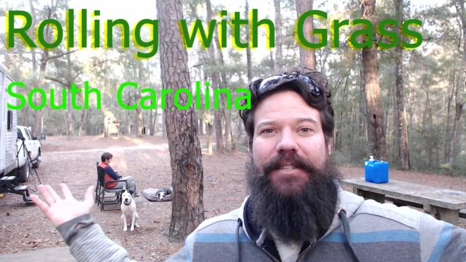 honey hill south carolina boondocking-rolling-with-grass