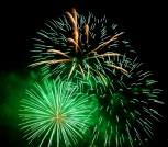 Quebec Canada Fireworks