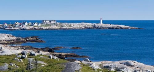 Nova Scotia_Peggys Cove