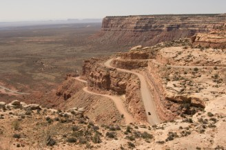 The Moki Dugway