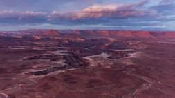 Moab-Canyonlands-Green River Overlook Sunrise-6862