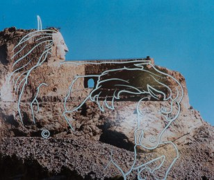 Crazy Horse Memorial - South Dakota-8199