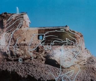 Crazy Horse Memorial - South Dakota-8199