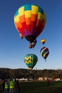 2017_Oct_Statesville_NC Ballooning _8705