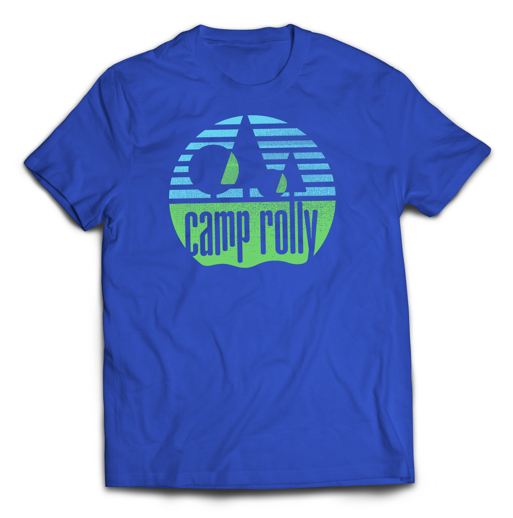 Official 2017 Camper Shirt