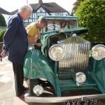 1934 Rolls-Royce 20/25 GHA16