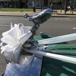 Spirit of Ecstasy - Rolls-Royce Wedding