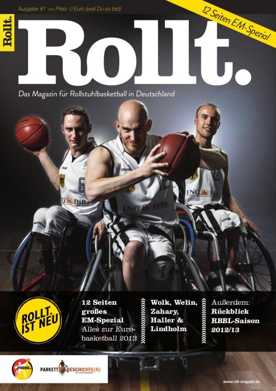 Rollt. Magazin – Ausgabe 1