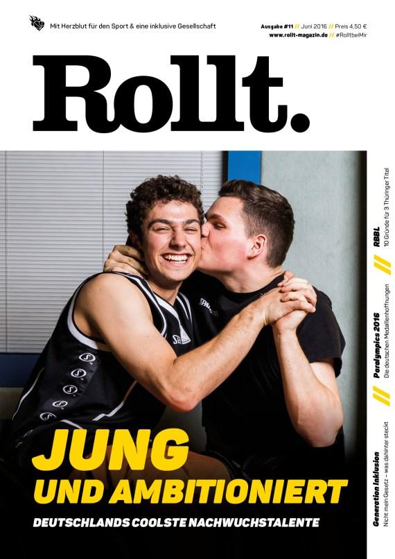 Rollt. Magazin – Ausgabe 11