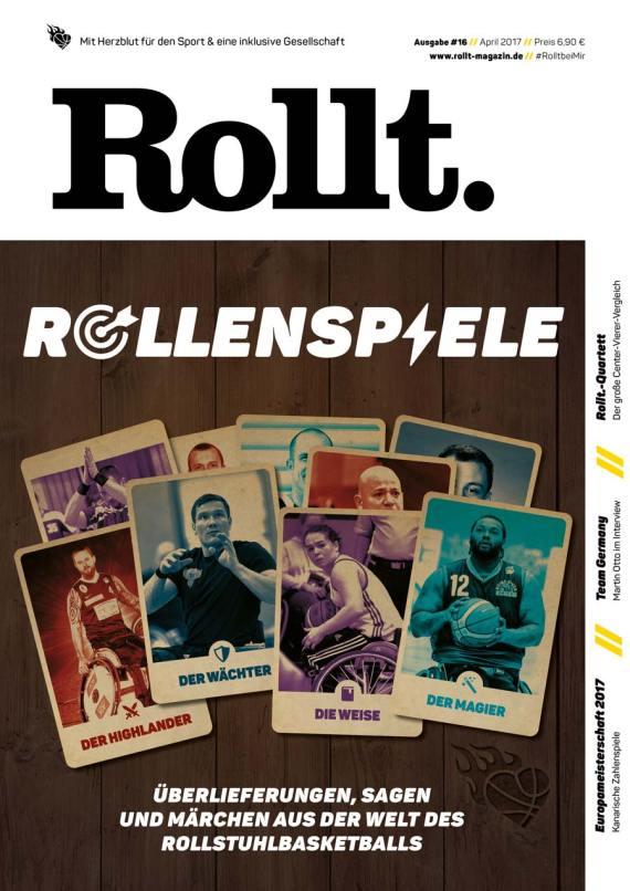 Rollt. Magazin – Ausgabe 16