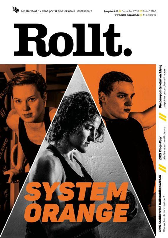 Rollt. Magazin – Ausgabe 20