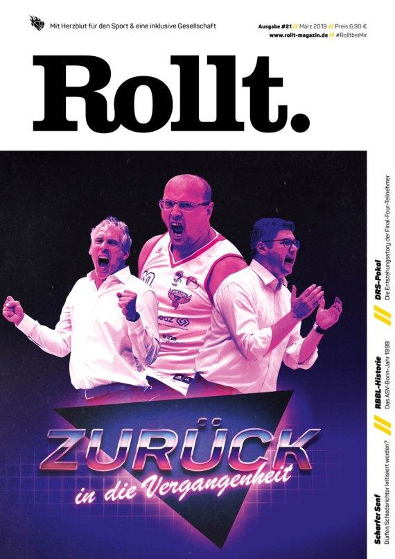 Rollt. Magazin – Ausgabe 21