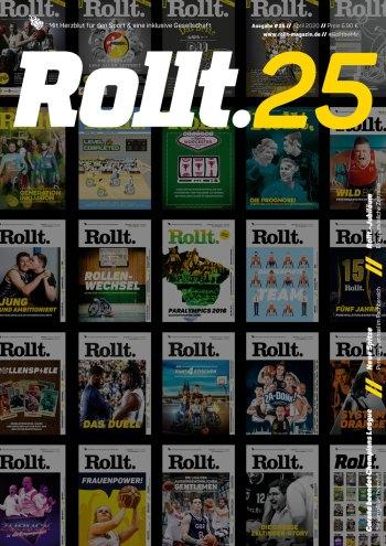 Rollt. Magazin – Ausgabe 25