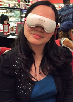 Eye Warming Massager
