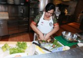 MasterChef Asia_Mystery Box Challenge-Jasbir Kaur almost ready with her dish at the Malaysian press event recently (2)