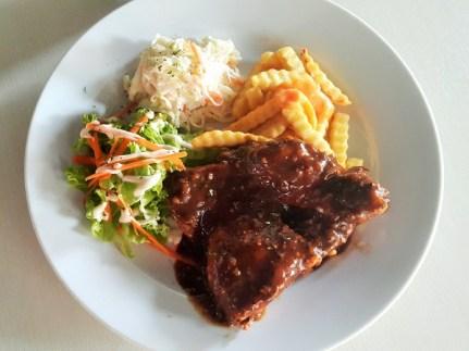 Stone Grilled Chicken Chop - J&C