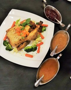 Smoked Chicken with Cranberry De Glace - Armada Petaling