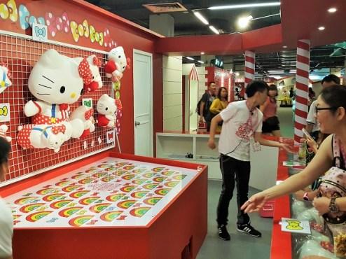Lucky Ribbon Booth - HKGA