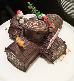 Yule Log - Four Point Sheraton