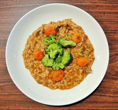 Shredded Lamb Shank Risotto - Iggo Cafe