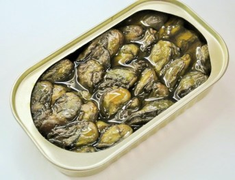 Opened Deep Oil Smoked Oyster - JDX Hamper